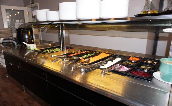 Salaatit buffet